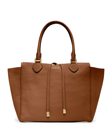 Large Miranda Natural Grained Tote