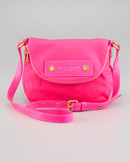 Preppy Nylon Natasha Crossbody Bag, Mini