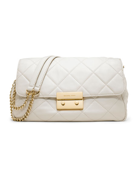 Large Sloan Quilted Shoulder Bag