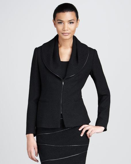 Bretta Zip-Front Jacket