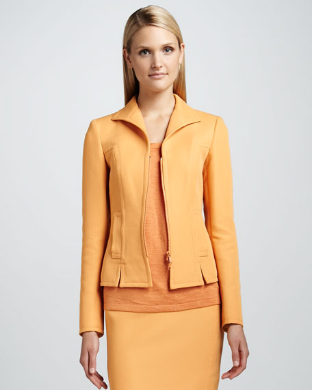 Loretta Zip Jacket