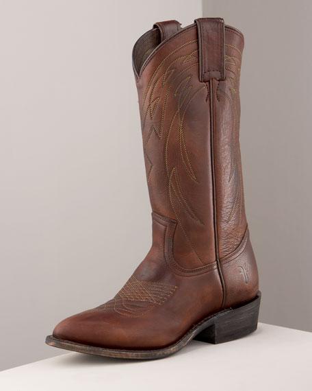 Billie Western Boot