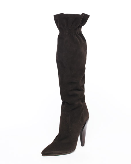 Scrunch Tall Boot