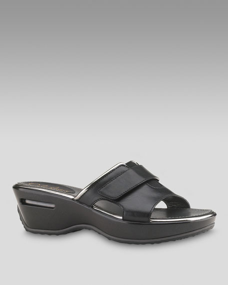 Cole Haan Air Astrid Wedge Slide, Black