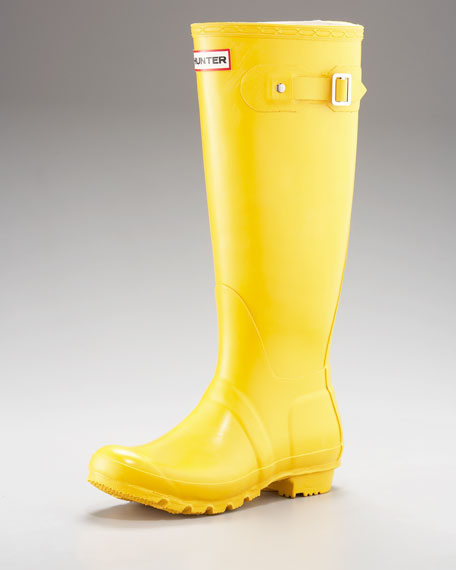 Tall Welly Boot