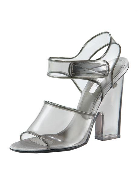 Plex Ankle-Strap Sandal