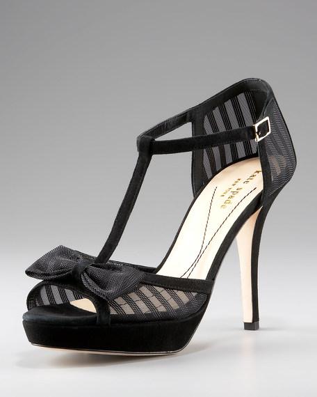 graham t-strap mesh sandal