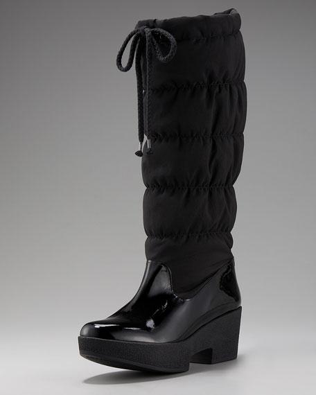 Platform Quilt Boot