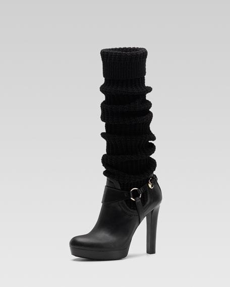 Lola High-Heel Platform Boot