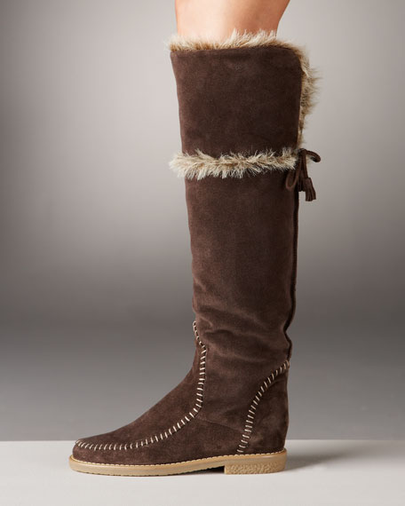 Nell Over-The-Knee Boot