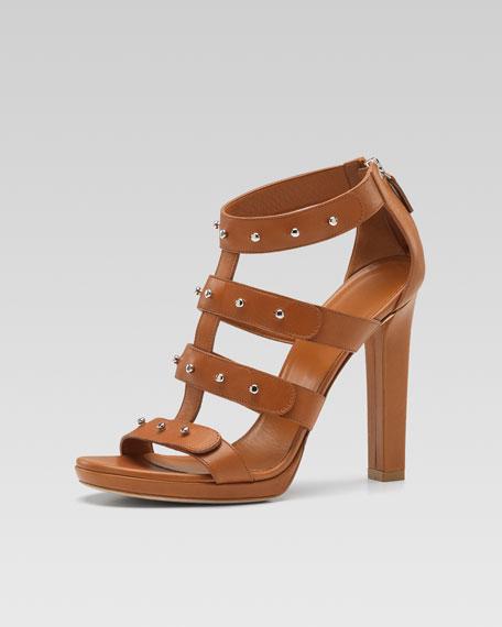 Sigourney Studded Sandal