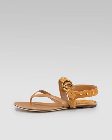 GG Running Thong Sandal