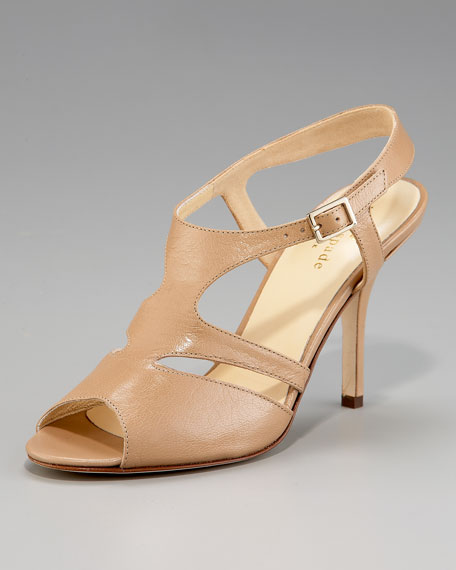cove cutout sandal
