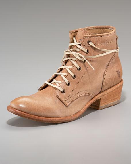 Carson Lace-Up Ankle Boot