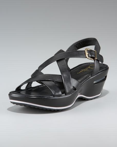 Air Regina Wedge Sandal