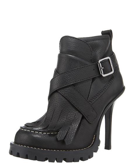 Lyle Kiltie Ankle Boot