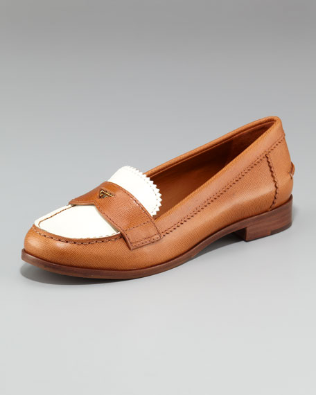 Pennie Two-Tone Loafer