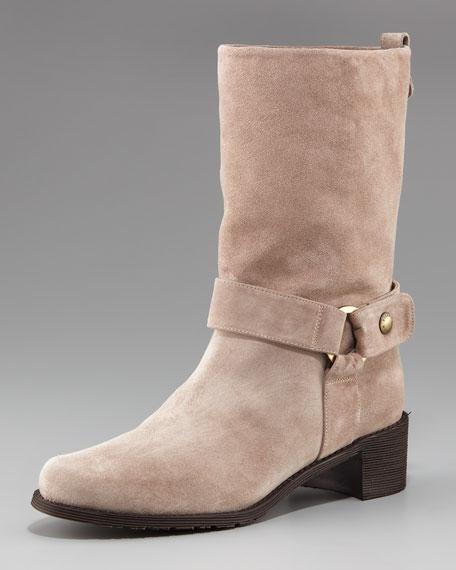 Harness Mid-Calf Boot