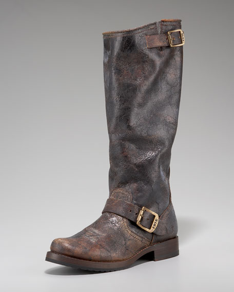 Veronica Harness Boot