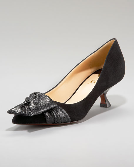 Python-Bow Pointed Pump