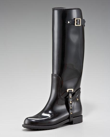 Rockstud Rain Boot