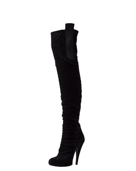 Givenchy Over-the-Knee Boot