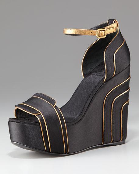 Alexia High-Wedge Sandal