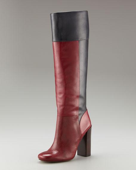 Alicia Colorblock Boot