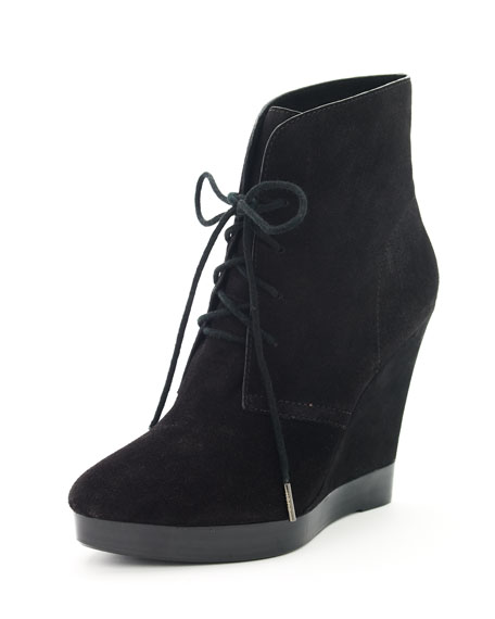 Channing Suede Bootie