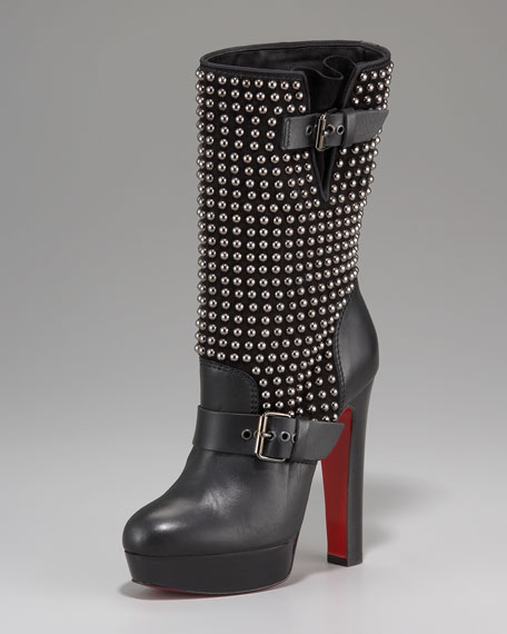 Marisa Studded Platform Boot