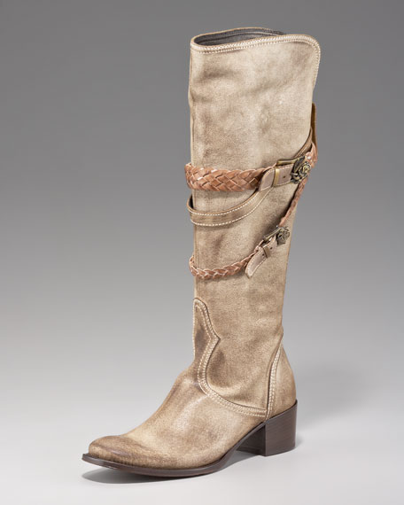 Braided Harness Boot