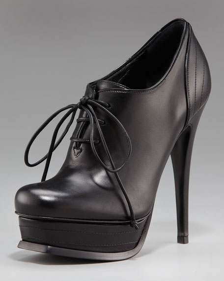 Tribute Lace-Up Bootie
