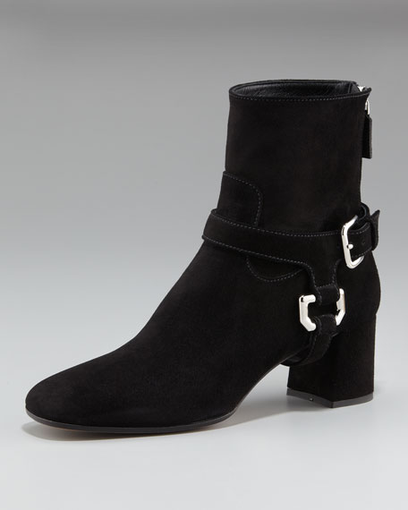 Harness Ankle Boot