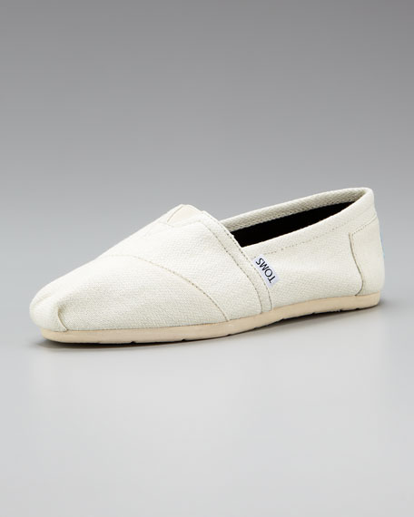 The Row Hemp Slip-On