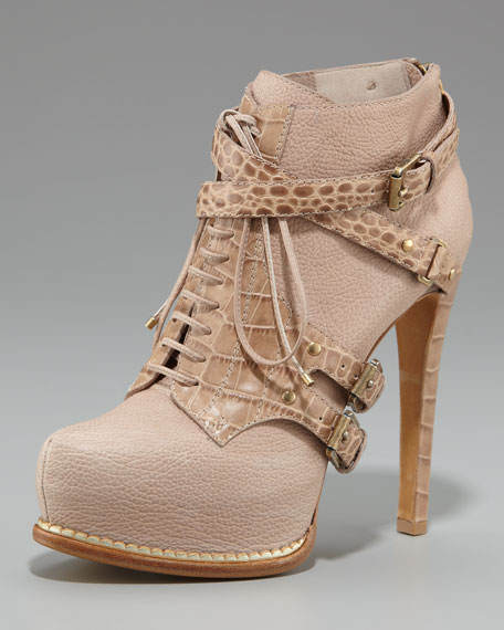 Guetre Ankle Boot
