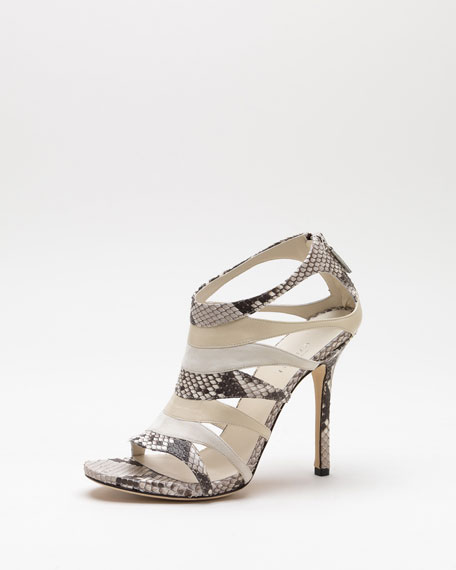 Gucci Soraya High-Heel Sandal