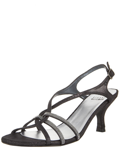 Glazed Strappy Sandal