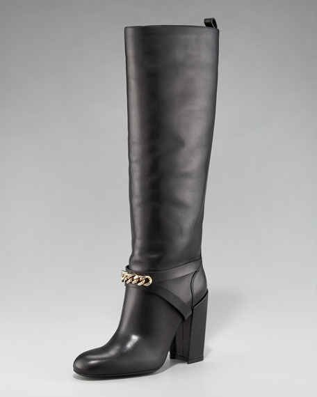 Yves Saint Laurent New Chyc Tall Boot