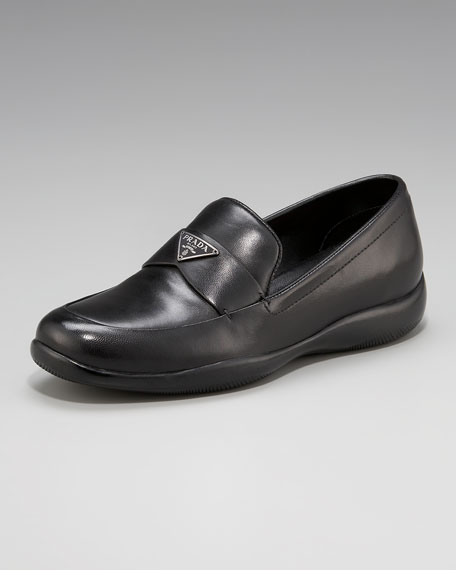 Classic Logo Loafer