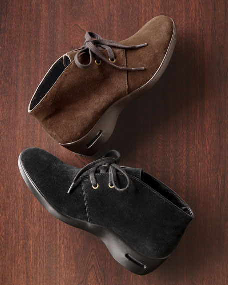 Air Reena Lace-Up Bootie