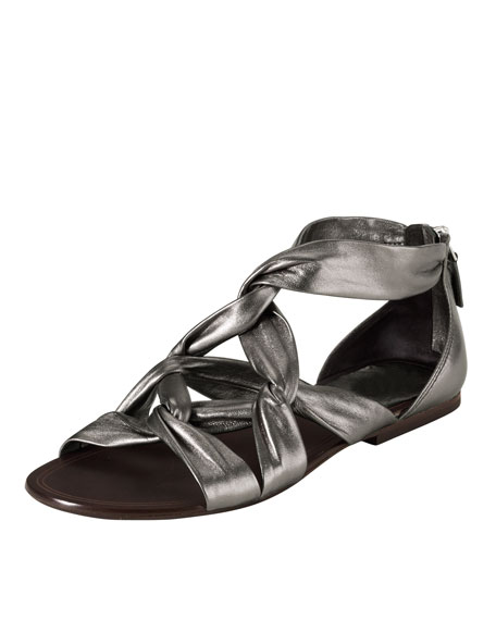 Air Jasmine Gladiator, Metallic Gray