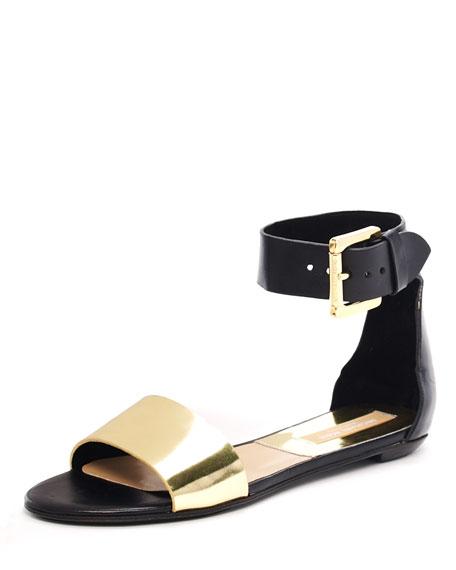 Banded Sandal
