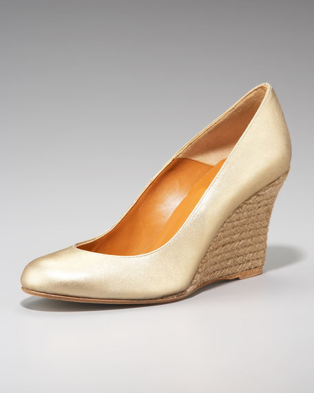 Metallic Wedge Pump