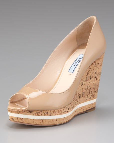 Patent and Cork Wedge
