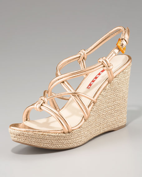 Metallic Cord Wedge