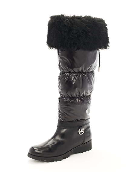 Brandy Snow Boot