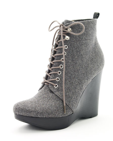 Jada Ankle Boot, Gray