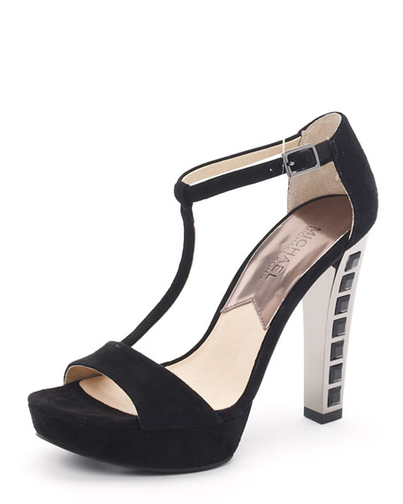 Josie T-Strap Sandal