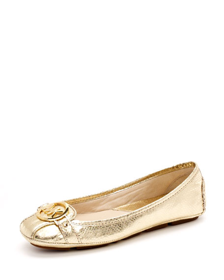 Fulton Moccasin, Gold