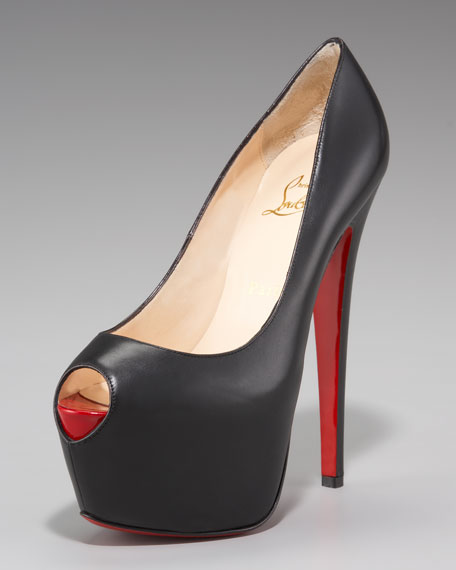 284121c4632 christian louboutin highness platform pumps, imitation christian ...